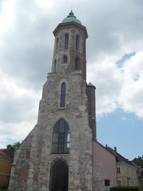 chiesa santa maria maddalena a Budapest