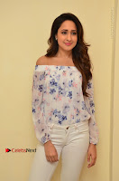 Actress Pragya Jaiswal Latest Pos in White Denim Jeans at Nakshatram Movie Teaser Launch  0006.JPG