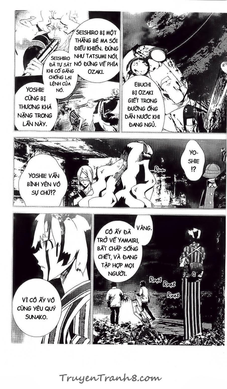 Shiki chapter 38 trang 19