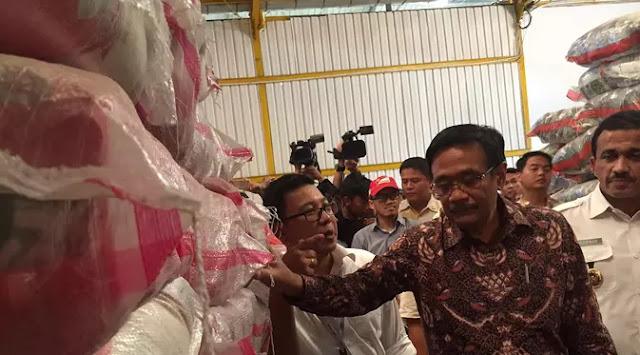 Mengharukan, Alasan Djarot Tolak Undangan Presiden Jokowi ke Natuna