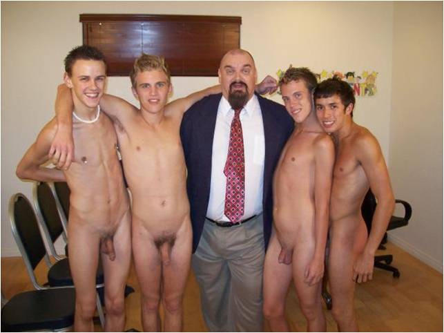 And son nude father Waterford Father