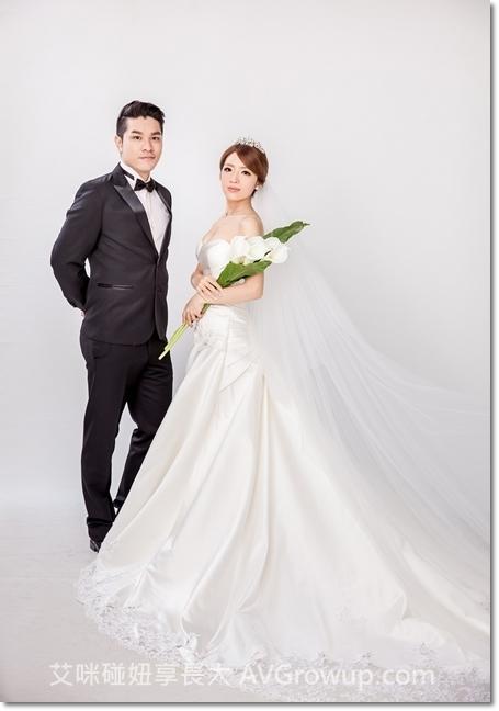 婚紗禮服-韓風婚紗-經典白紗