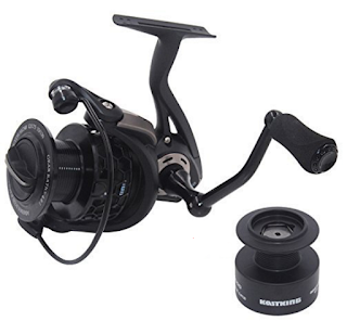 Review Kastking Mela Spinning Reel