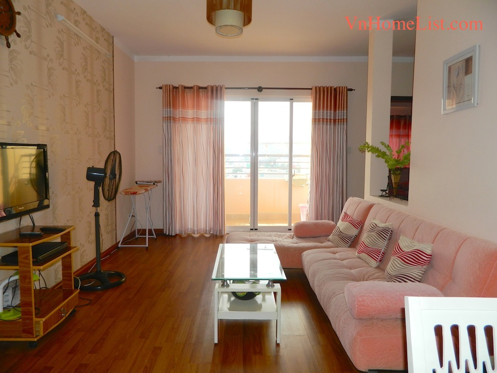 TWO BEDROOMS FURNISHED Apartment Rental Vung Tau