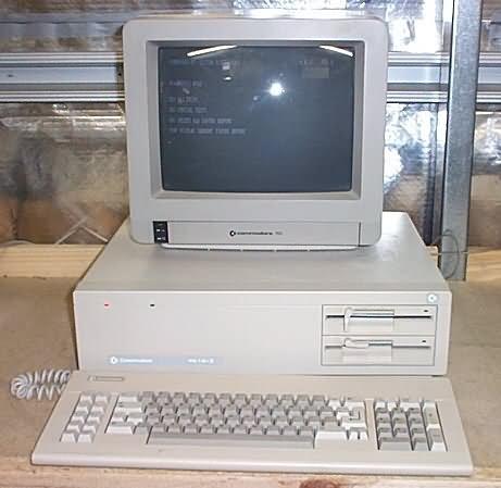 Commodore PC10-II