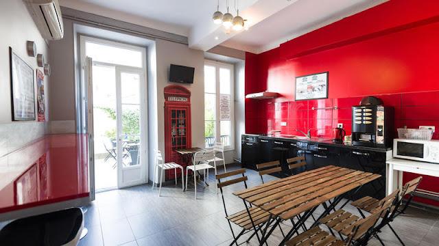 Hostel Pastoral em Nice