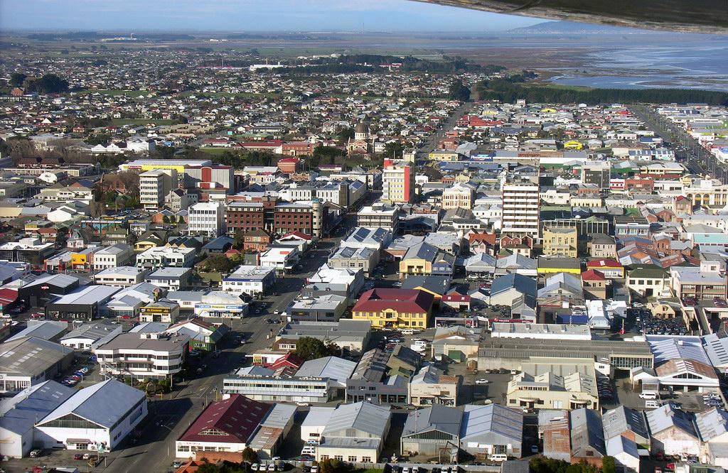 #Invercargill City - New Zealand
