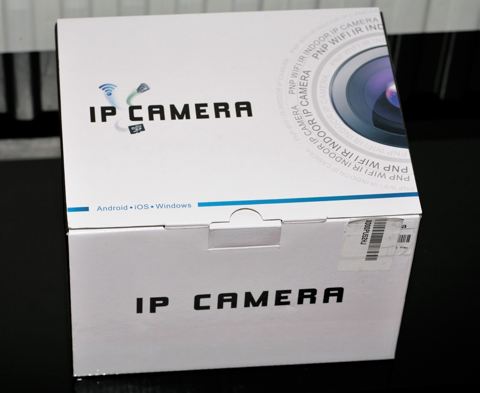 Elebor IP Camera Review & Blue Iris Setup