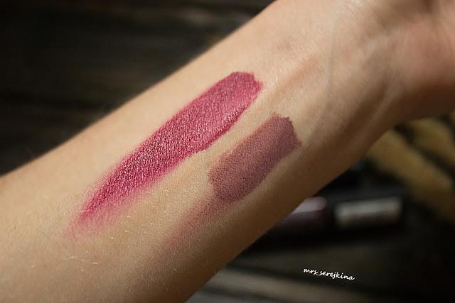 NYX Lip Lingerie vs NYX Soft Matte Lip Cream