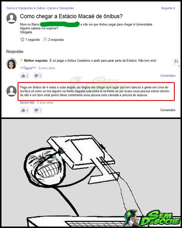 AJUDANDO AS PESSOAS NA INTERNET