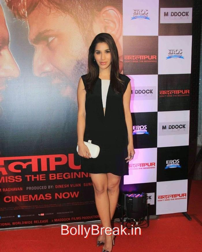 Sophie Choudry, Hot Pics of Sonakshi Sinha, Shraddha Kapoor At 'Badlapur' Success Bash