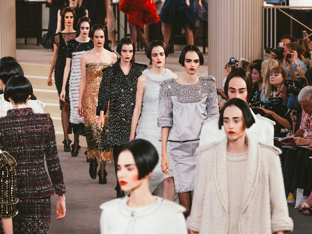 Chanel Fall-Winter 2015-2016 Couture