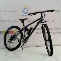 275 triojet gallion mountain bike black/blue