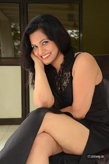 Revathi Chowdary Stills at Kakateeyudu Movie Press Meet