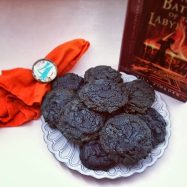 The Dreaming Museum: Cooking Through Fiction: Blue ...  The Dreaming Mu...
