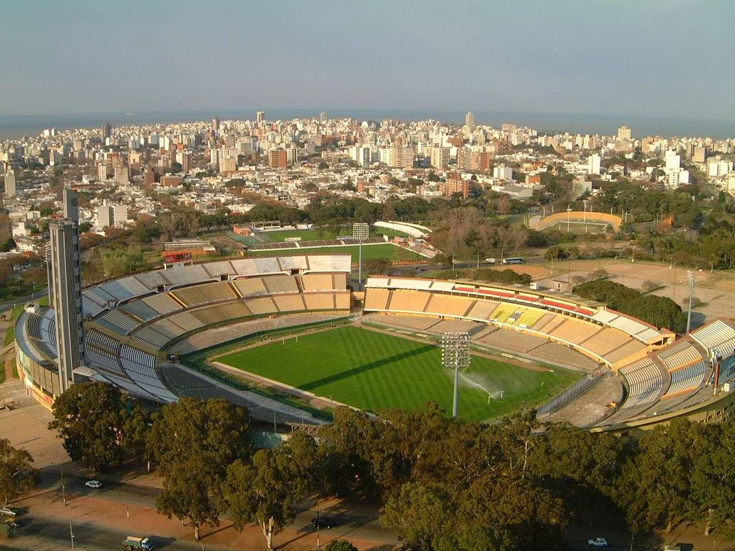 Estádio Centenário em Montevidéu