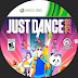 Label Just Dance 2018 Xbox 360