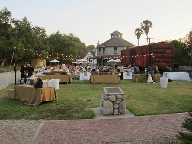 Heritage Square Museum Wedding Venues