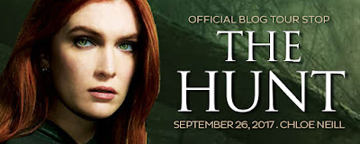 BLOG TOUR & GIVEAWAY: THE HUNT