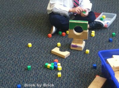 blocks and cubes (Brick by Brick)