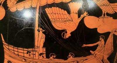 Το άγνωστο και τραγικό τέλος του Οδυσσέα!