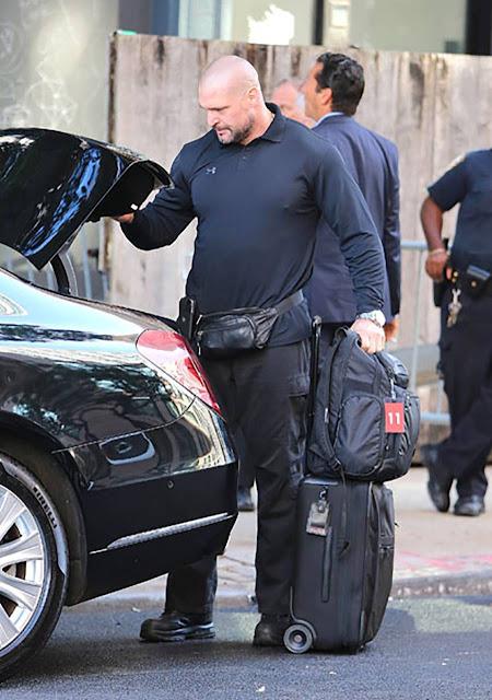 Kim Kardashian, Kanye West Fire Bodyguard Pascal Duvier