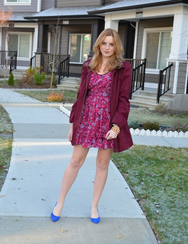 Pretty Spring Floral Dress, Spring Style Outfit Ideas, Vancouver Style Blog, Vancouver Fashion Blog, Vancouver Beauty Blog, Vancouver Travel Blog, Vancouver Fitness Blog, Vancouver Lifestyle Blog, Canadian Blog, Canadian Style Blog