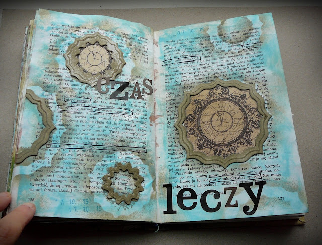 art journal czas