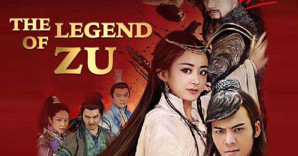 biodata dan daftar pemain drama mandarin legend of zu