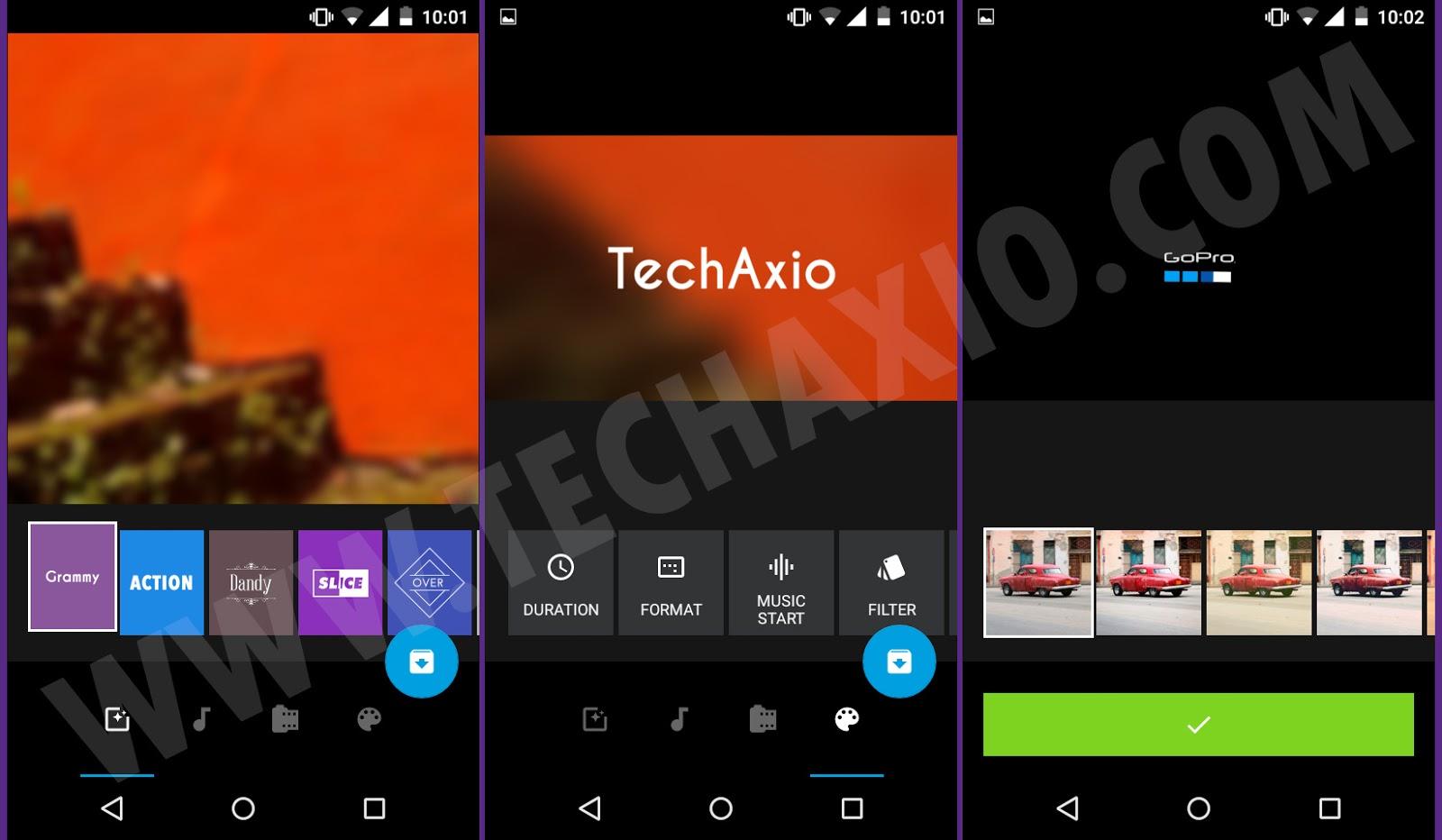 Quik - Free Video Editor Screenshot