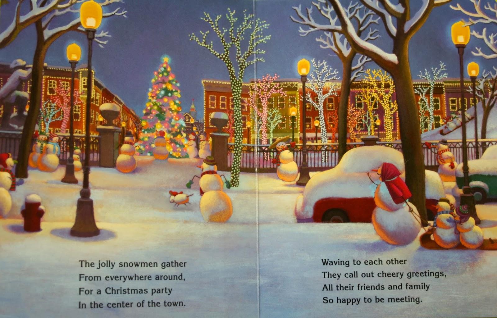 Snowmen At Christmas.Snowmen At Christmas Hidden Pictures Libridacqua