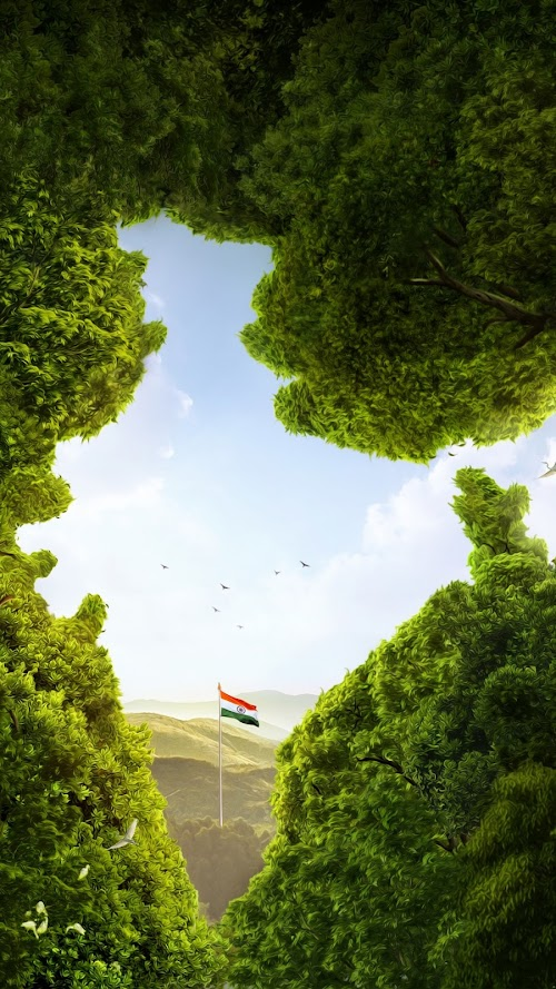 India mobile wallpaper