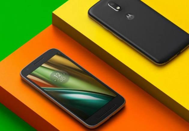 Motorola Moto E4 Plus-Google