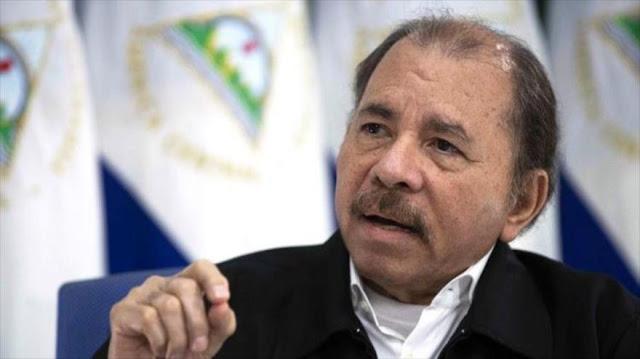 Ortega: EEUU busca imponer un gobierno sumiso en Nicaragua