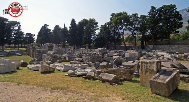 Salona, Croacia