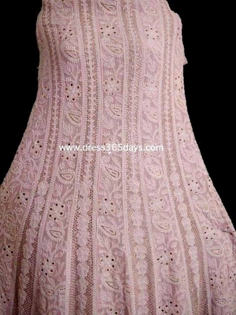 Wedding Dress - Chikankari Anarkali