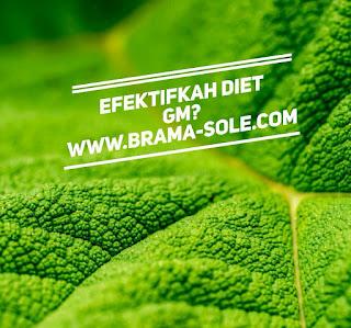 Diet OCD: Turun 4 kg Dalam Seminggu