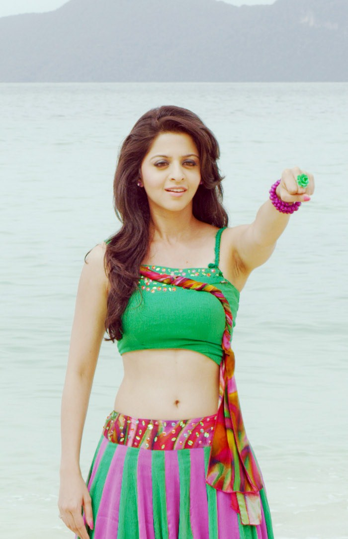 South Indian Actress Vedhika Hot Naval Images-Sexiest Photo Gallery