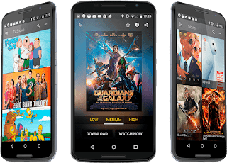 Download and Stream Latest Movies On Android, Blackberry and Pc With ShowBox App