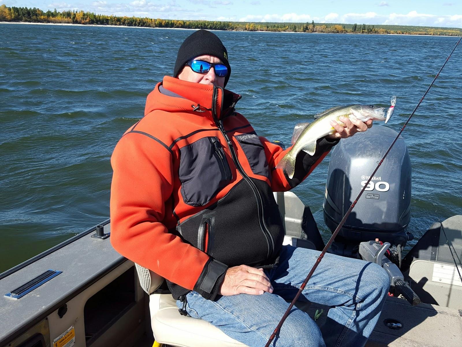 The complete angler update on lake winnipeg for Lake winnipeg fishing report