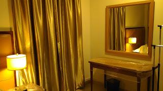 Warih Homestay : Bilik Tidur Utama Persis Hotel 5 Bintang