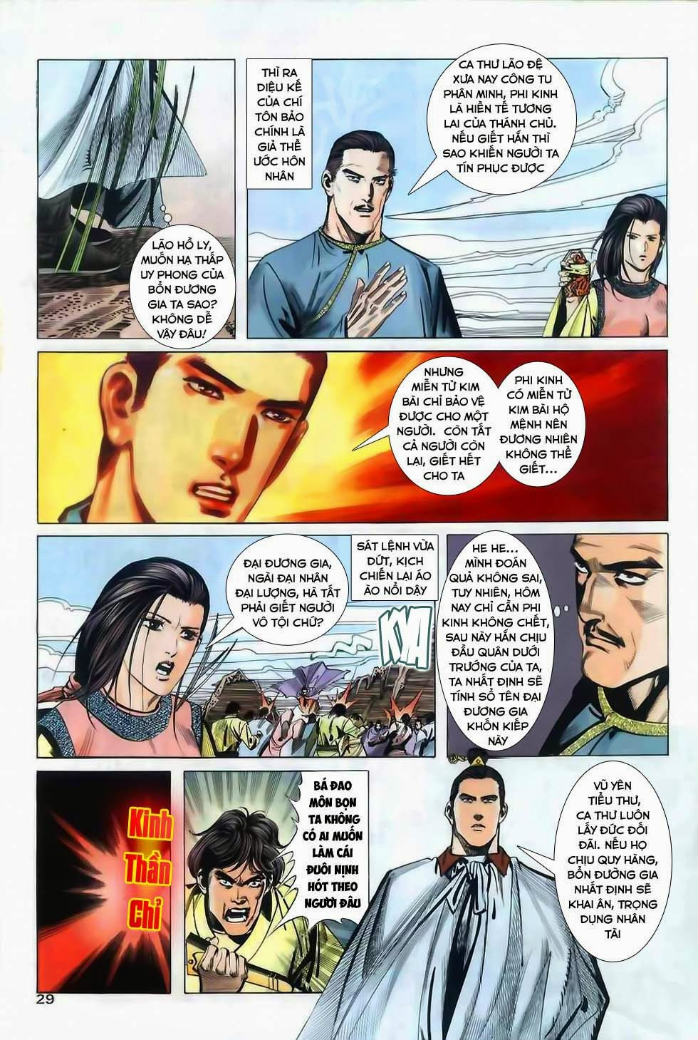 Bá Đao Chap 36 - Truyen.Chap.VN