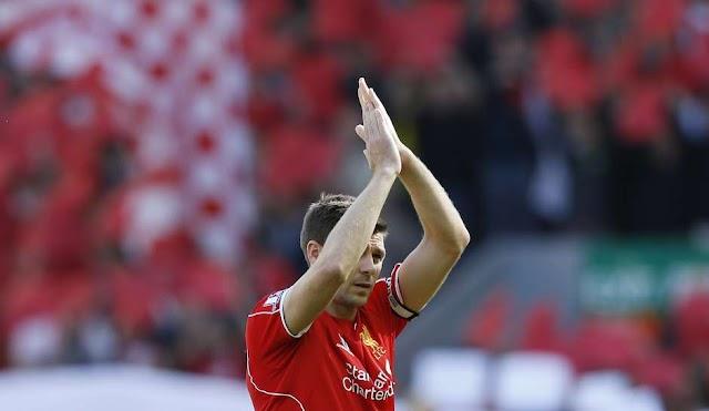 Steven Gerrard: meu eterno Capitão Fantástico