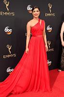 Priyanka Chopra best red carpet dresses 68th Annual Emmy Awards in Los Angeles