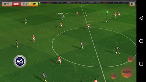 تحميل لعبة دريم ليج 18 dream league مود فيفا 19 بحجم 300 ميجا من ميديا فاير
