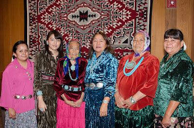 Adopt A Native Elder Blog Rug Show Moments 2011 Fine Dress