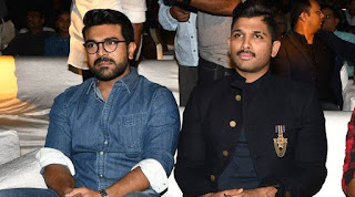 Ram Charan Shocking Comments on Allu Arjun Dance