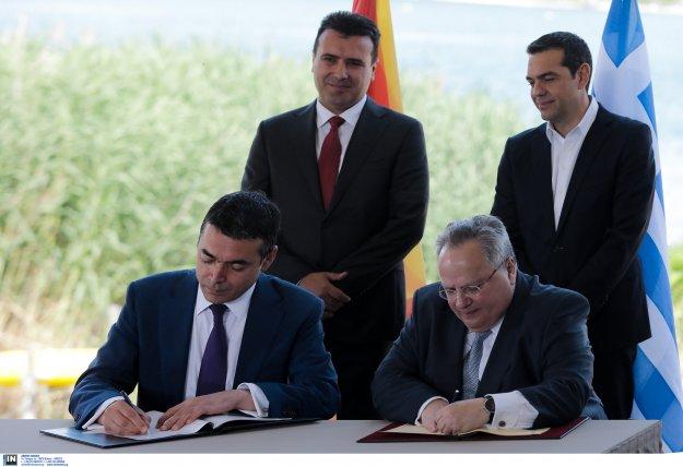Παίζουν τα «ρέστα» τους για τη Συμφωνία των Πρεσπών οι Ευρωπαίοι