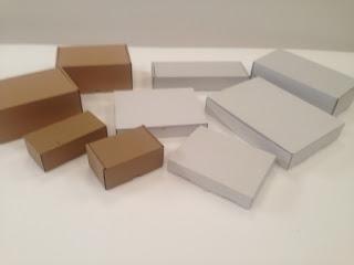 cajas automontables pequeñas