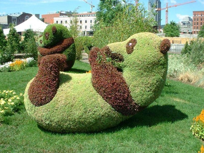 Scultura vegetale | L'arte Topiaria